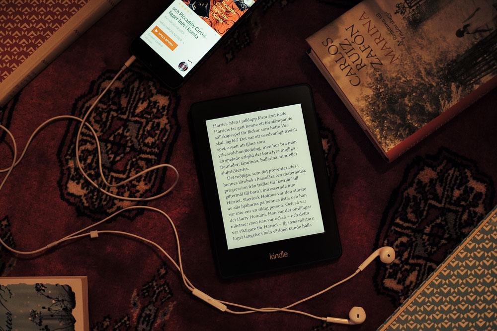 Läsa mer, och ännu mer