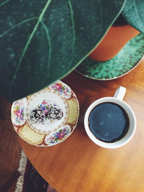 Kaffe och fika