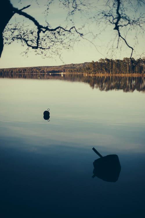 Bojen i sjön