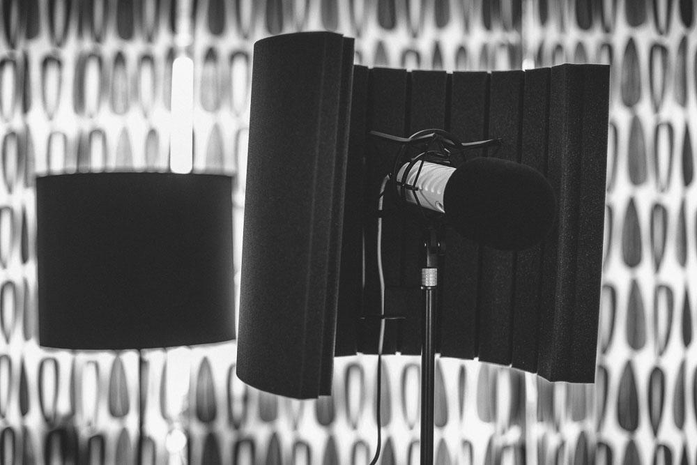Podcast-mickar
