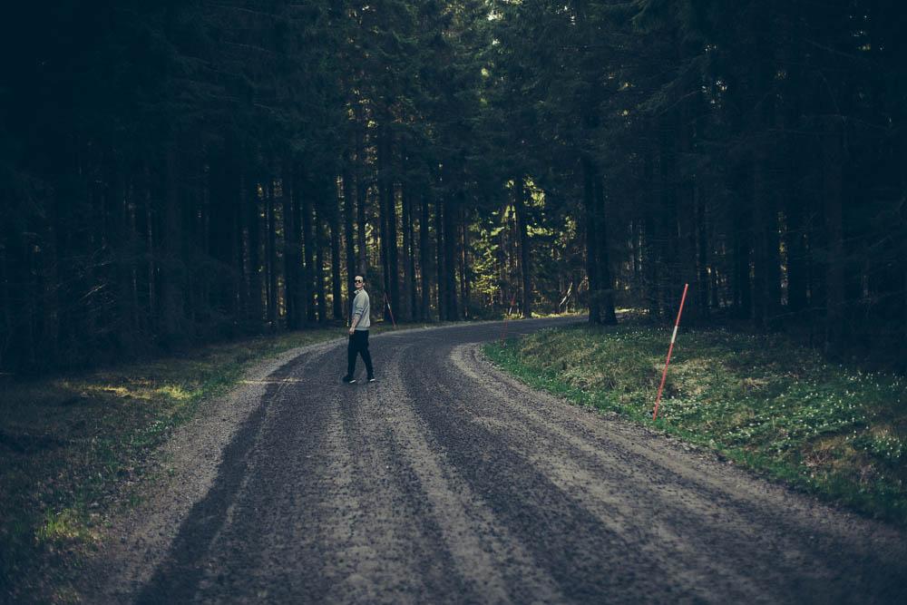 Victor i skogen