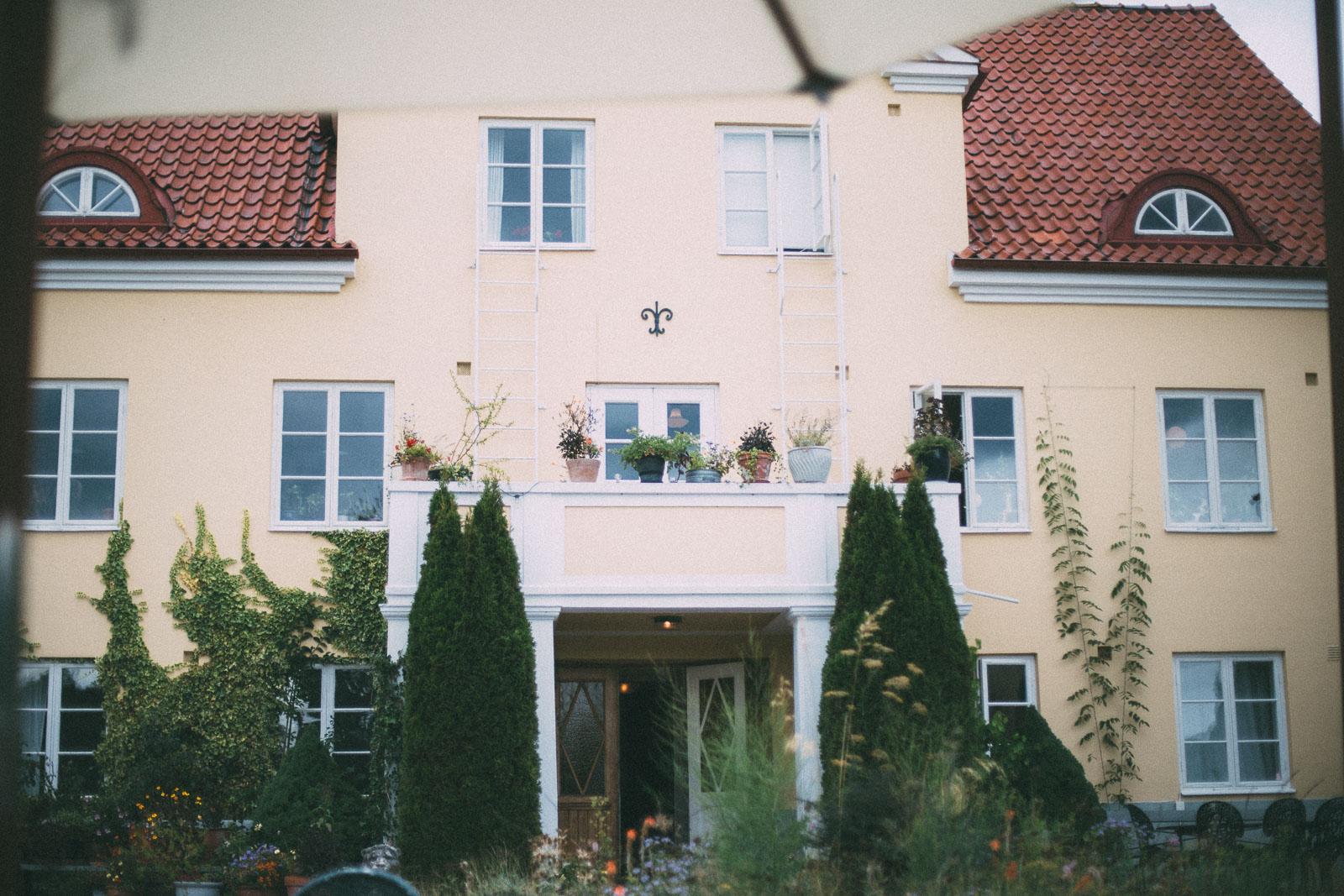 Talldungens gårdshotell